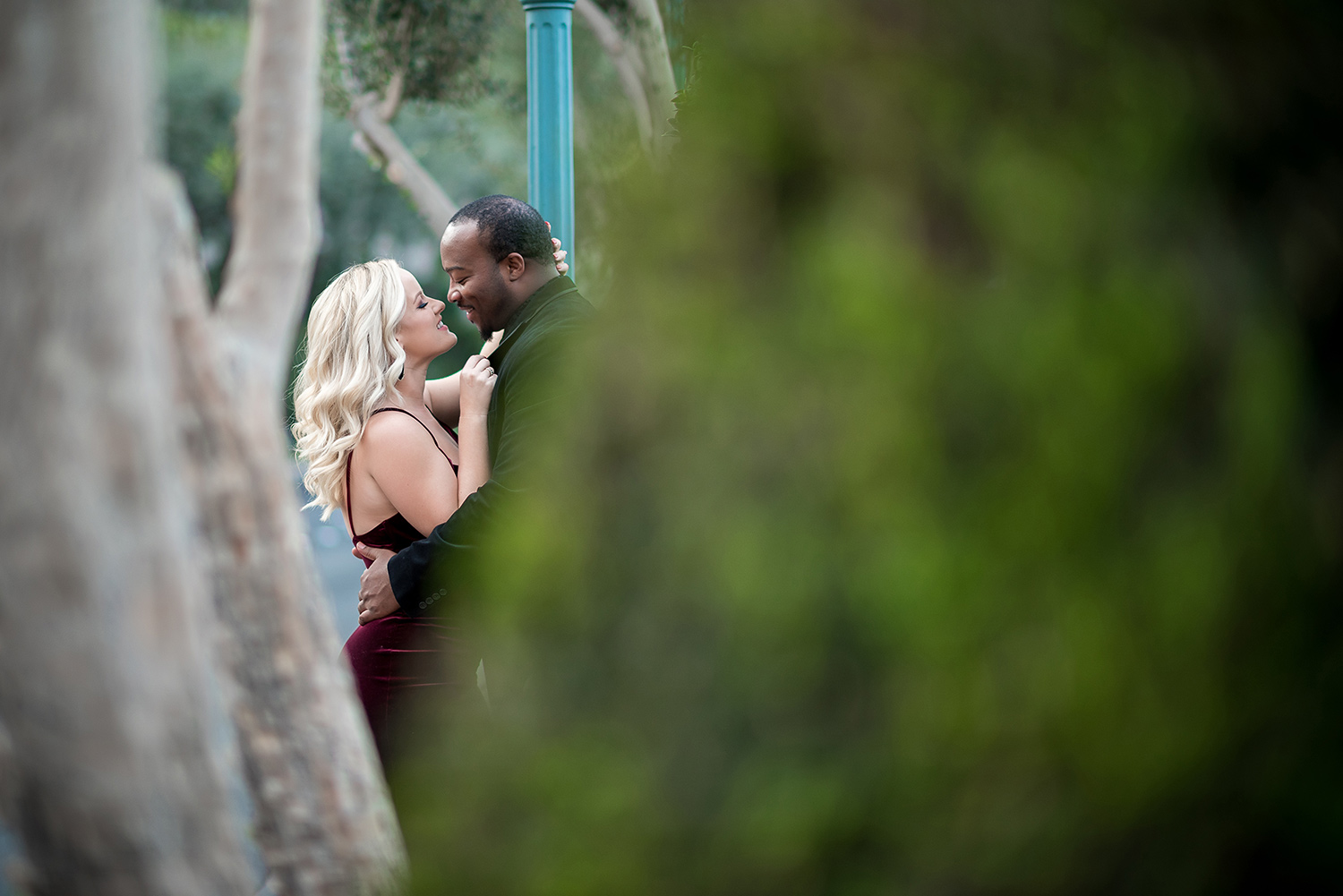 Las Vegas Strip Engagement Photography by Joey Allen